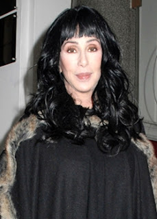 Cher in London