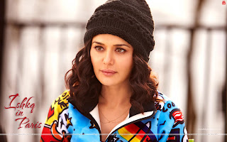 Ishkq In Paris HD Wallpaper Hot Preity Zinta