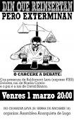 LUGO, 01/03. O carcere a debate