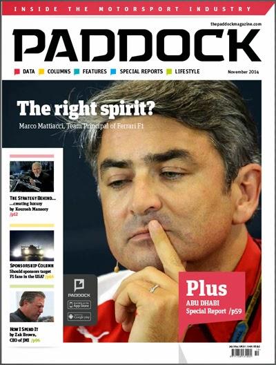 احصل على مجلة رياضية من thepaddock مجانا لبيتك