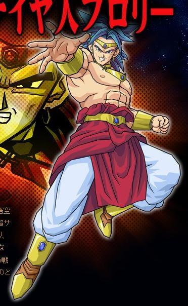 Anime manga broly - Super sayen 10000 ...