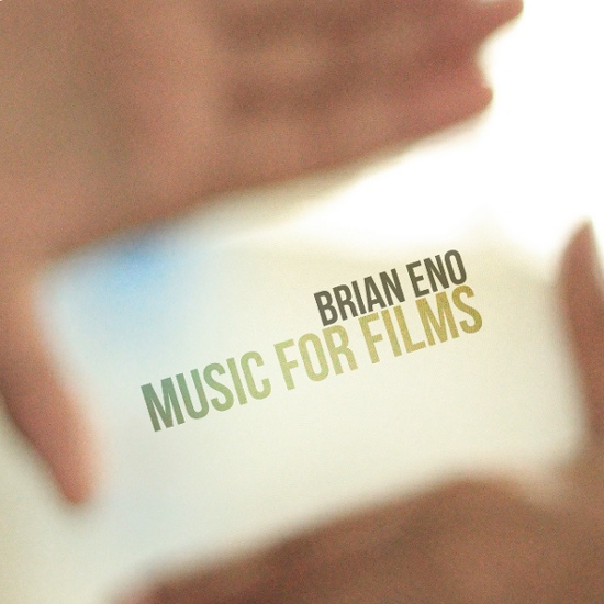 Brian Eno Music for Films CD cover contest