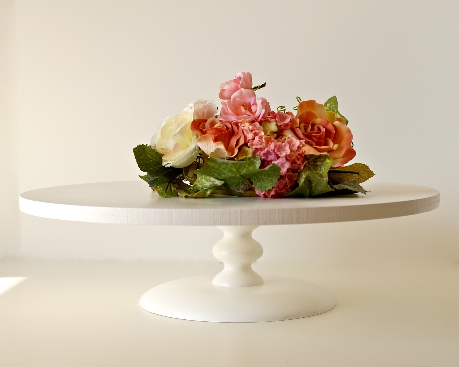 My Northern Living: Custom Cake Stand Photos from My Studio