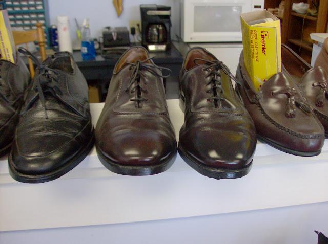 comment faire des chaussures air neuf de nouveau comment fait. Black Bedroom Furniture Sets. Home Design Ideas