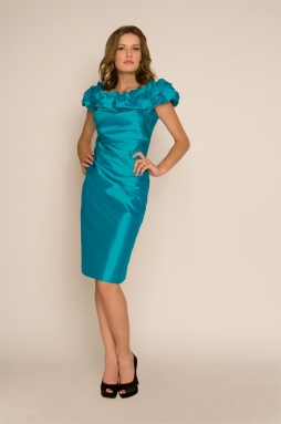 Marisa baratelli cocktail dress