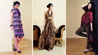 Foto Contoh Baju Batik Danar Hadi