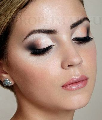 Light Makeup Tips For Wedding : Como hacer un maquillaje para la tarde noche ~ Manoslindas.com
