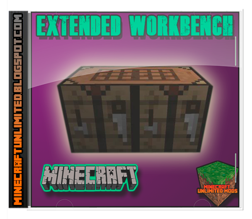 Extended Workbench Mod Minecraft