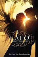 bookcover of HALO (Halo #1) by Alexandra Adornetto