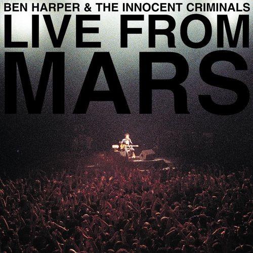 Free Download Lagu Gratis Ben Harper & The Innocent Criminals - Live From Mars - Disc 1 - Disc 2