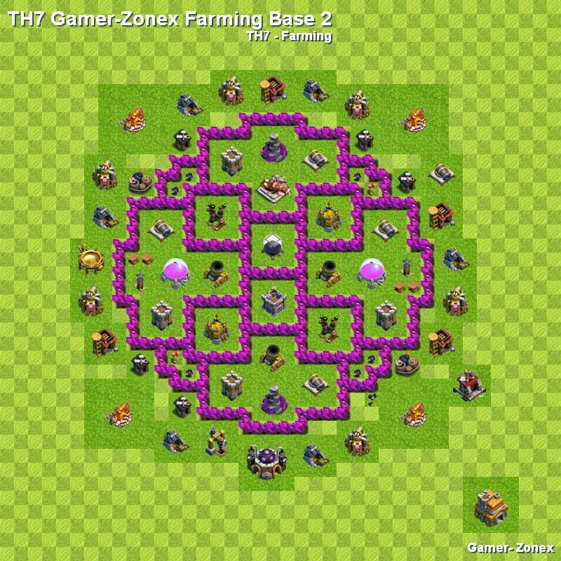 TH7 Gamer-Zonex Farming Base 2