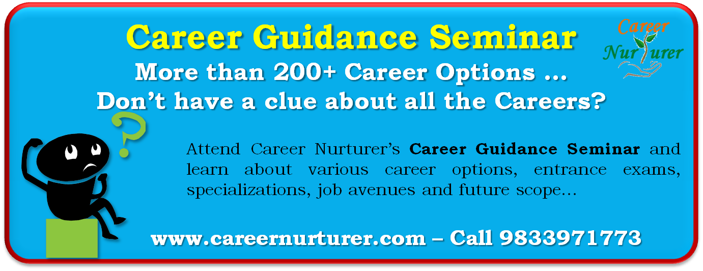 Career Counselling and Career Guidance