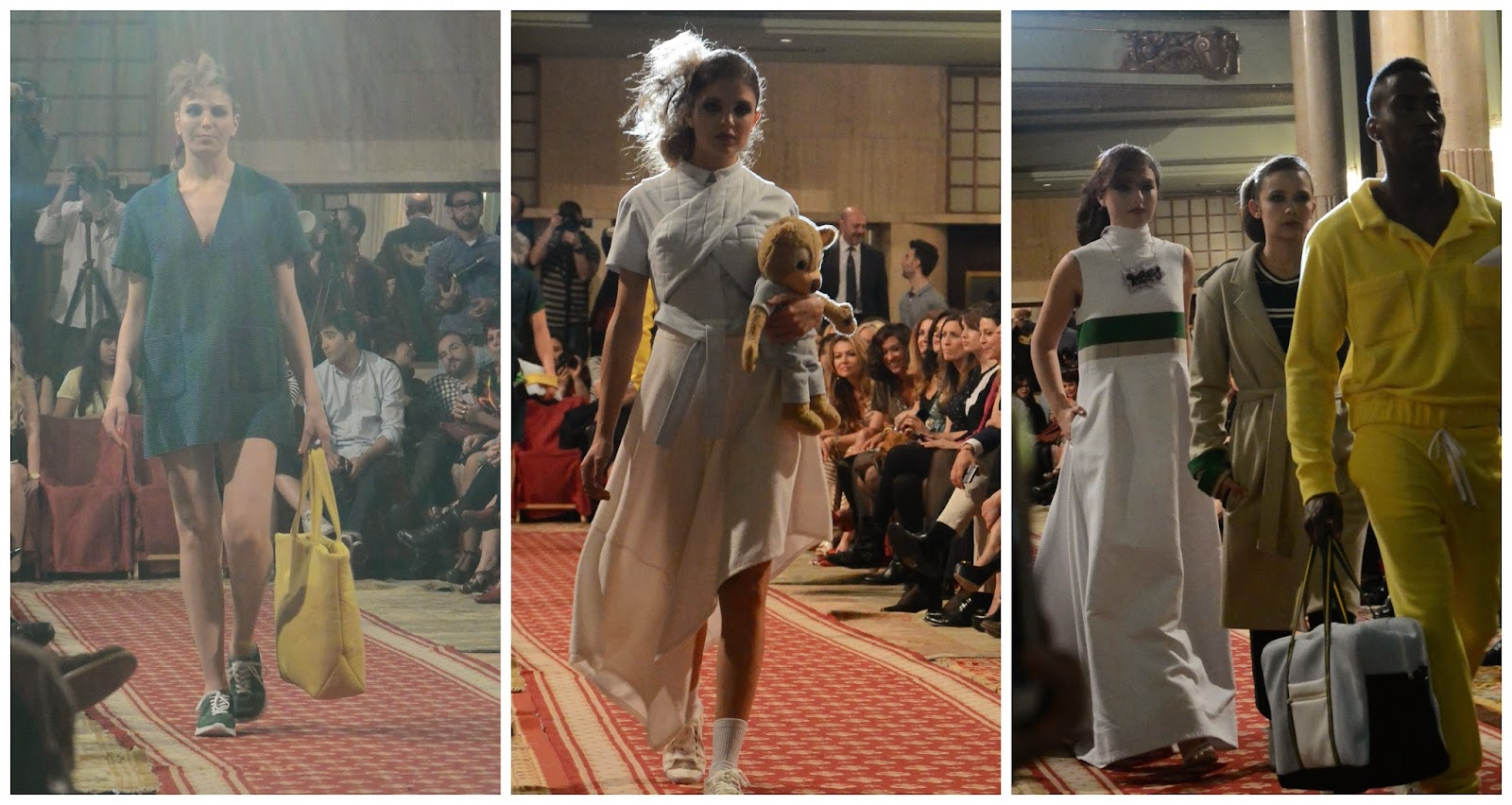 Aitor y Gorka Lopez Txita  Premios Nacionales a la Moda para Jóvenes Diseñadores