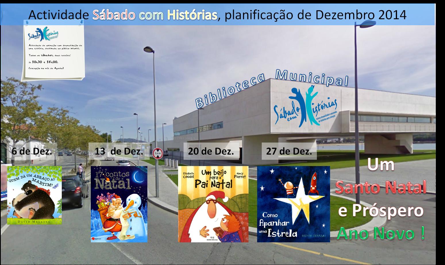 Sábados com Histórias na Biblioteca Municipal de Viana do Castelo