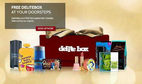 FREE Goodies from DeliteBox