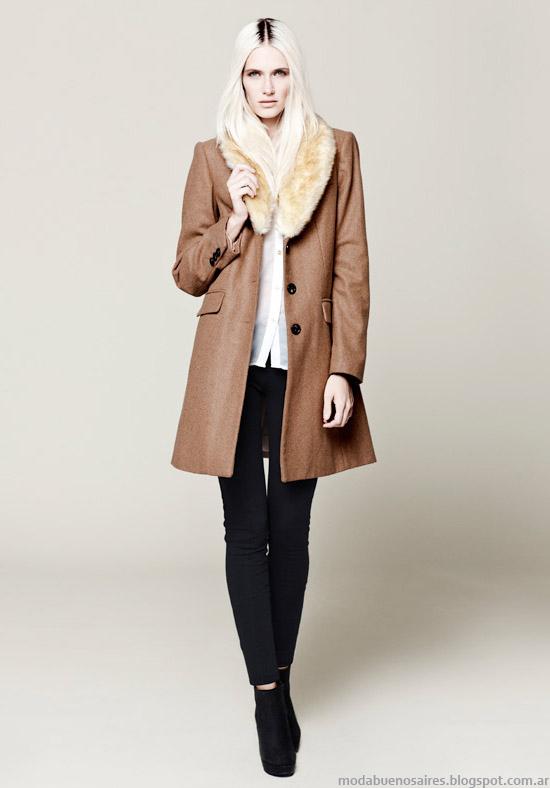 Basement tapados invierno 2013 moda
