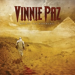 Vinnie Paz - God of the Serengeti (Review)