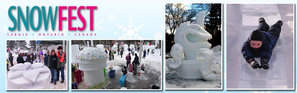 Sarnia Snowfest