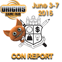 Origins 2015 Convention Report, Part 2 (The Looting!)
