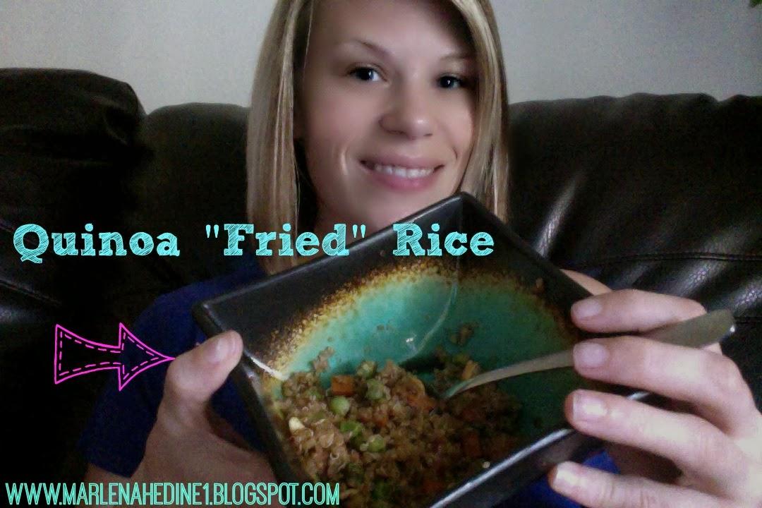 healthy recipes, marlena hedine, quinoa recipes, how to cook quinoa, eat clean
