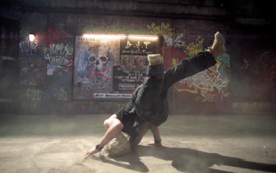 BAP Warrior break dance