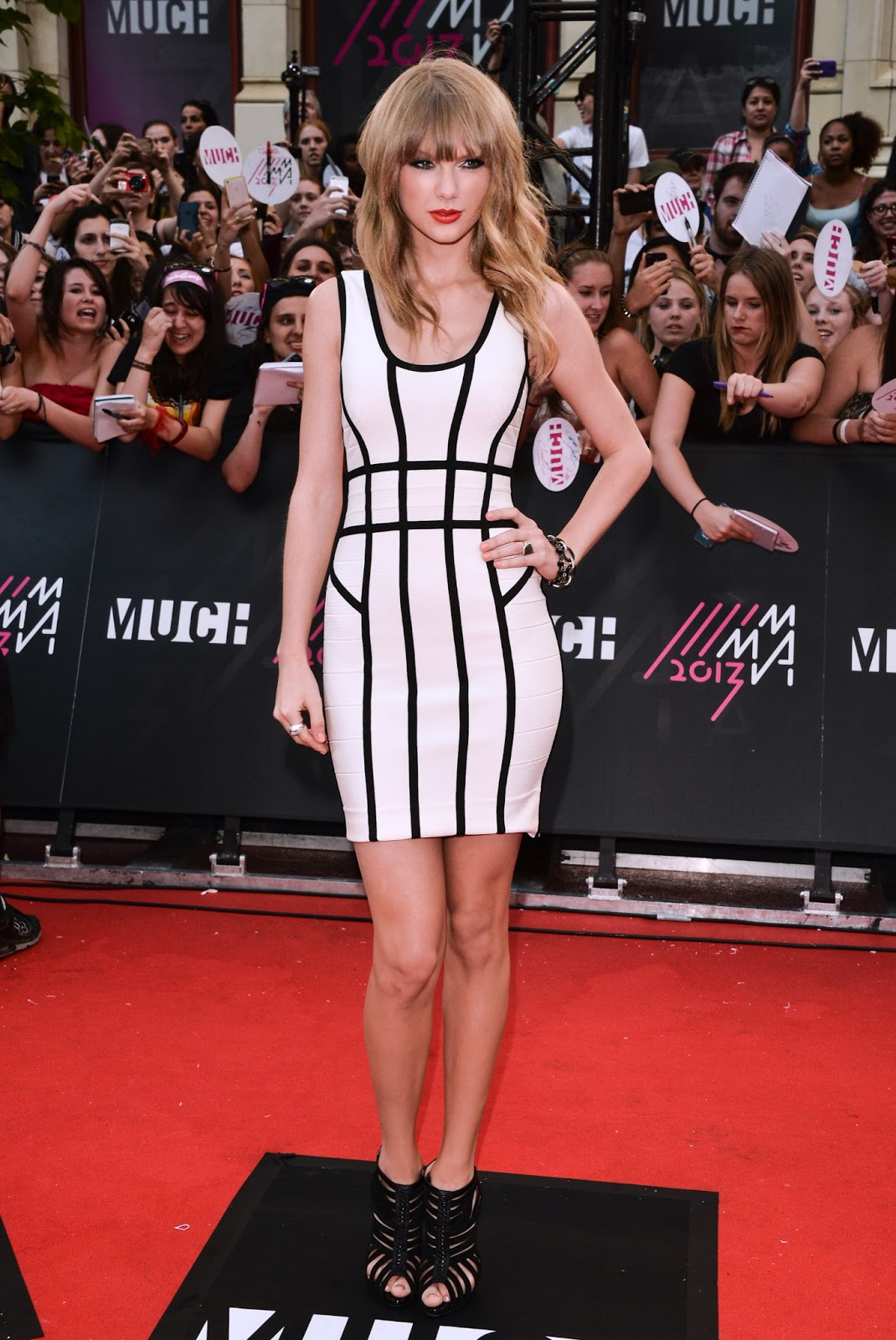Just Fab Celebs Taylor Swift 2013 Muchmusic Video Awards