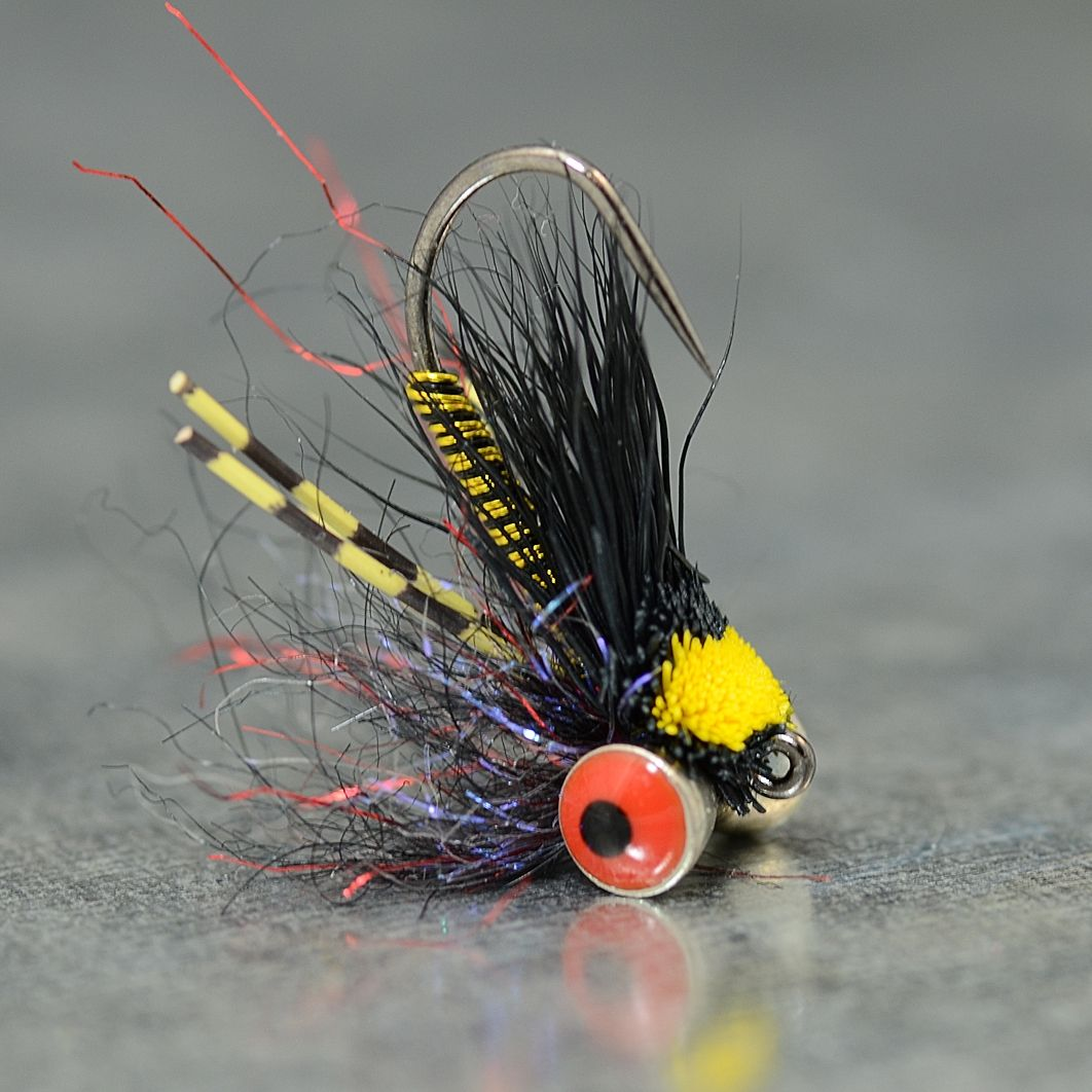 The short stack slider carp crappie and bluegill patrol for Fly fishing for bluegill