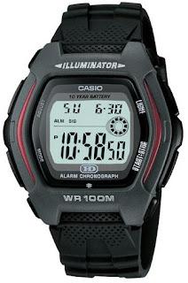 jam tangan casio hdd600-1av