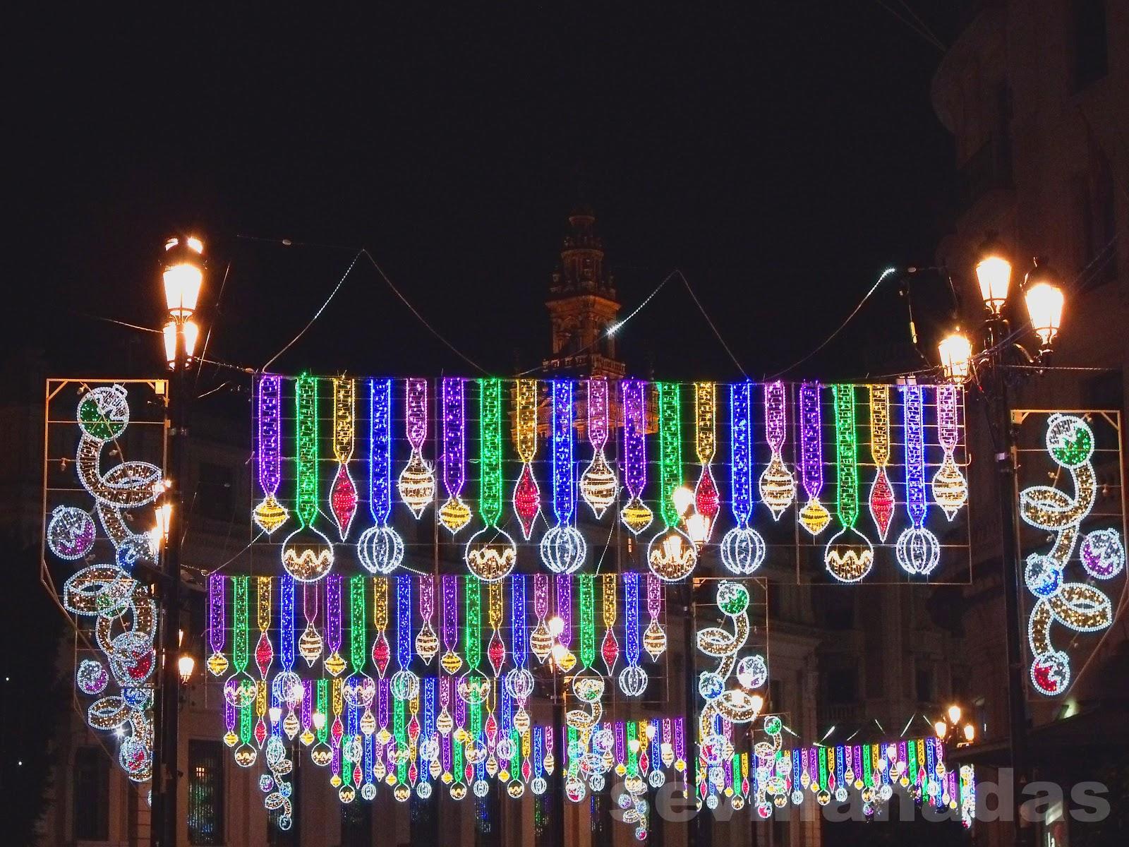 Alumbrado manuel jes s florencio - Iluminacion sevilla ...