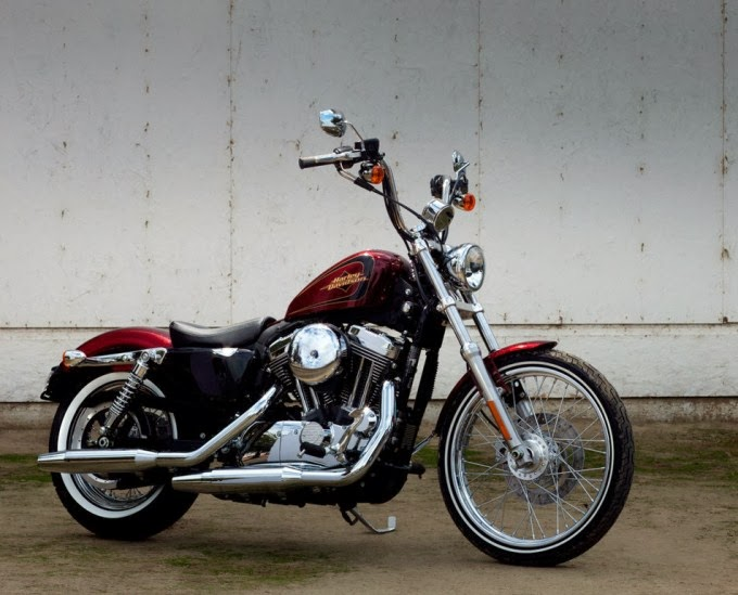 Harley-Davidson 72