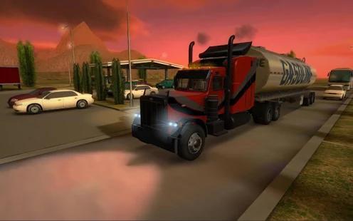 Truck 3D Simulator Mod apk