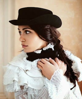 Freida Pinto HQ Pictures Harper's Bazaar Arabia Magazine Photoshoot June 2014