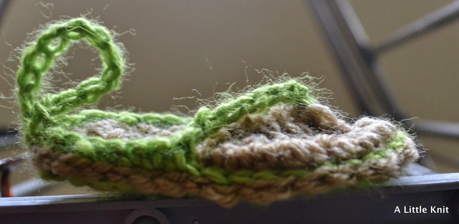 Crochet Jandal