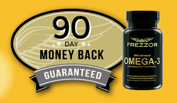 90 days money back on the unique omega 3 black and so on after 90 days try out
