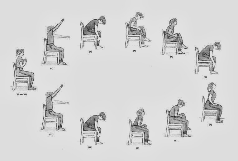 The Sun Salutation Seated Version Pursuit Of Awareness