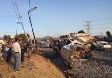 Carretera México a Toluca