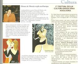 Publicação na Itália/150 anos Van Gogh