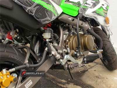 Mesin Kawasaki KSR