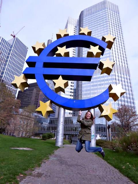 Foto Jump de Ana Soria en Frankfurt
