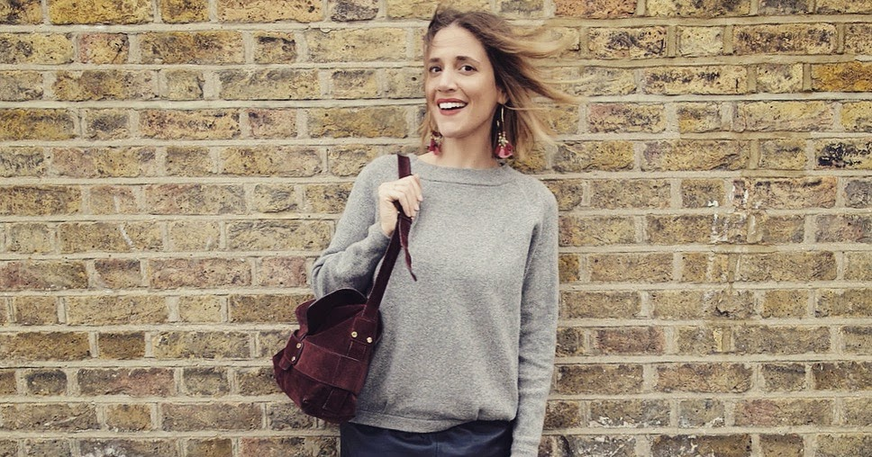 Wearing It Today: The little grey jumper that never gets ...