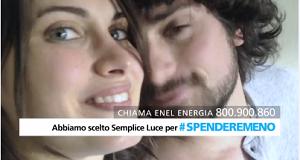 Enel spendi meno con semplice luce