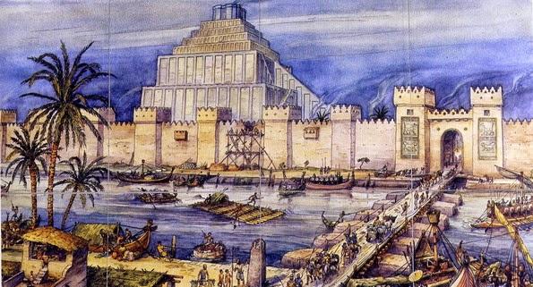 Las Murallas de Babilonia