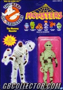 Kenner REAL Ghostbusters Monsters The Mummy Figure
