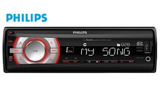 Radio samochodowe Philips CE132 Biedronka
