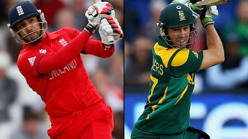 England VS South Africa T20