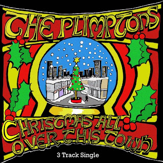 The Plimptons - Christmas All Over This Town