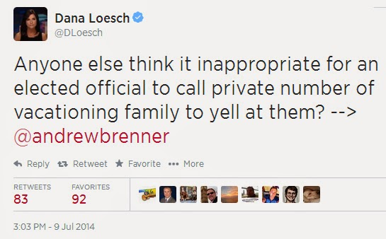 Dana Loesch Lashes Out At The Brenners