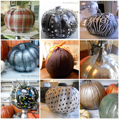 fall, autumn, decor, pumpkins, ideas, craft