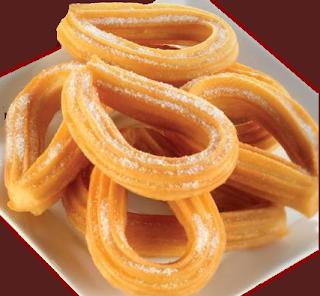 حلوى تشوروس churros