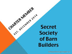 Secret Society of Barn Builders